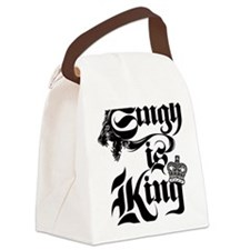 Singh Is King Canvas Lunch Bag