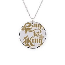 Singh Is King Necklace