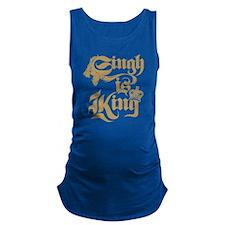 Singh Is King Maternity Tank Top