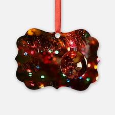Christmas Reflection Ornament