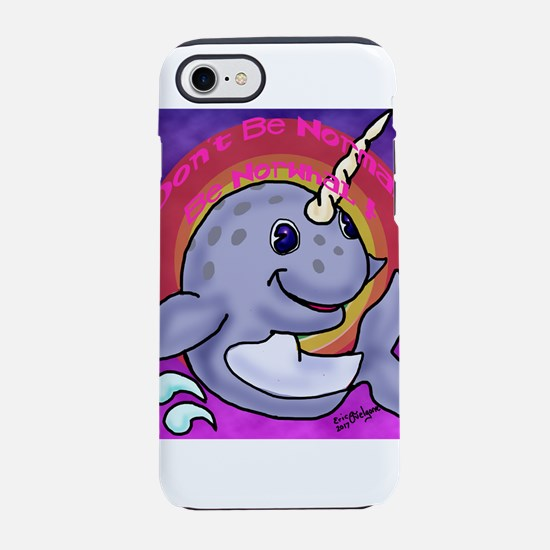 Narwhal iPhone 7 Tough Case