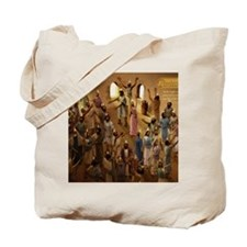 cal_pentecost Tote Bag
