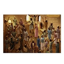 cal_pentecost Postcards (Package of 8)