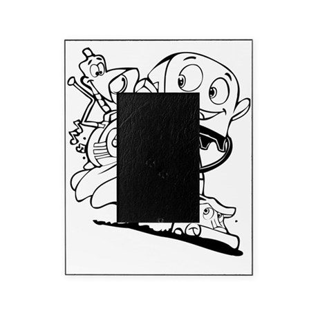 The brave little toaster black picture frame by admin for The brave little toaster coloring pages