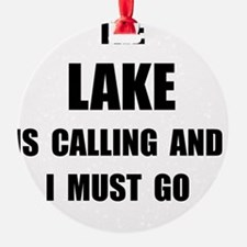 Lake Calling Ornament