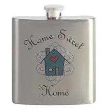 Home Sweet Home Flask