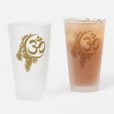 Singh Aum 1 Drinking Glass