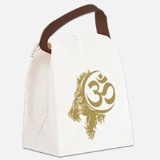Singh Aum 1 Canvas Lunch Bag