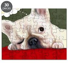 Dreamy French Bulldog Puzzle