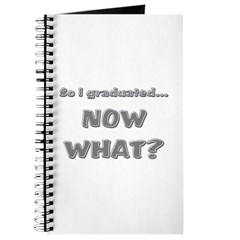 Graduation Now What? Journal