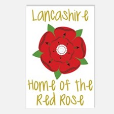 Lancashire Postcards (Package of 8)