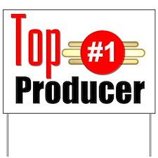 Top Producer  Yard Sign