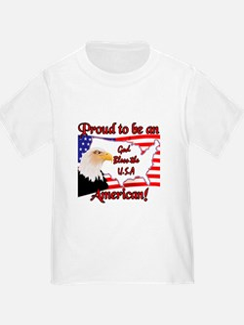 God Bless the USA T