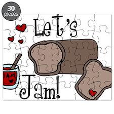 Lets Jam! Puzzle