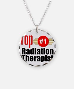 Top Radiation Therapist  Necklace