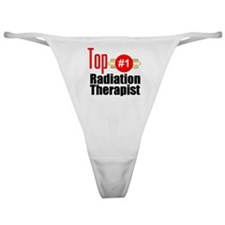 Top Radiation Therapist  Classic Thong