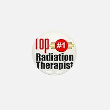 Top Radiation Therapist  Mini Button