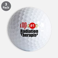 Top Radiation Therapist  Golf Ball