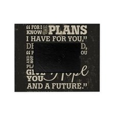 Hope and a Future Picture Frame