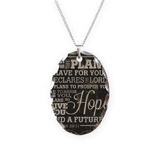 Hope and a Future Necklace