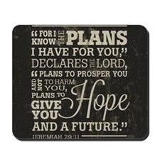 Hope and a Future Mousepad