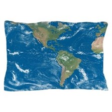 West Earth Pillow Case