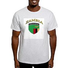 Zambian soccer T-Shirt