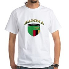 Zambian soccer Shirt