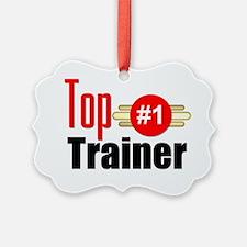 Top Trainer  Ornament