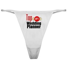 Top Wedding Planner  Classic Thong