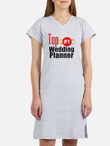 Top Wedding Planner  Women's Nightshirt