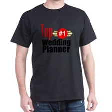 Top Wedding Planner  T-Shirt
