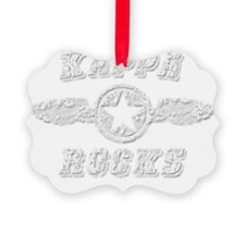 KAPPA ROCKS Ornament