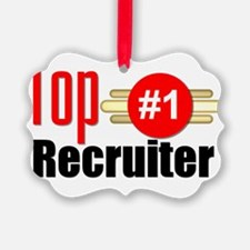 Top Recruiter  Ornament