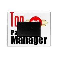 Top Payroll Manager  Picture Frame