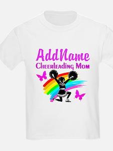 CHEERLEADER MOM T-Shirt