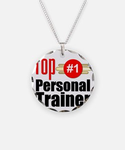 Top Personal Trainer  Necklace