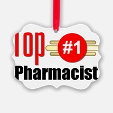 Top Pharmacist  Ornament