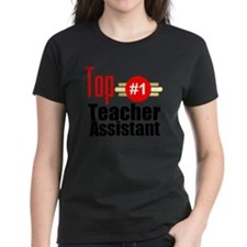 Top Teacher Assistant  Tee