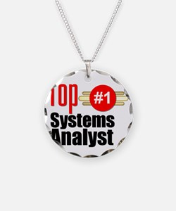 Top Systems Analyst  Necklace