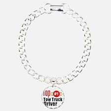 Top Tow Truck Driver  Bracelet