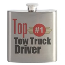 Top Tow Truck Driver  Flask