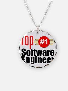 Top Software Engineer  Necklace