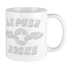 LA PUSH ROCKS Mug