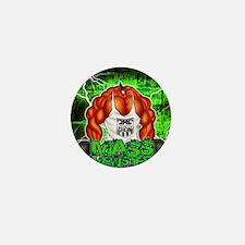 MUSCLEHEDZ - MASS MONSTER! Mini Button