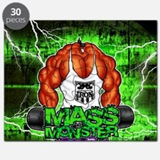MUSCLEHEDZ - MASS MONSTER! Puzzle