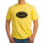 PRD Cold War Patrol Yellow T-Shirt
