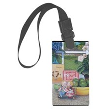 Me  You Luggage Tag