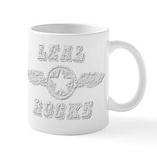 LEAL ROCKS Mug
