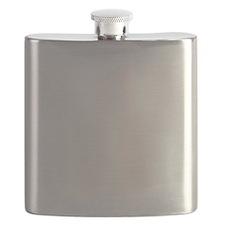 Cool Ukulele designs Flask